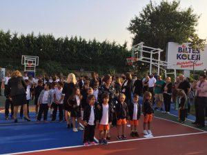 Biltes Koleji Okul Açılışı Kemerburgaz Kampüsü