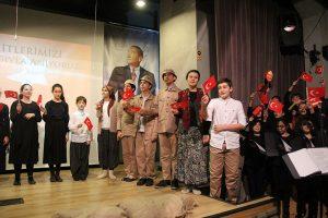 Biltes Koleji - Biltes Koleji'nde 18 Mart Çanakkale Zaferi Ve Şehitleri Anma Günü Etkinlikleri