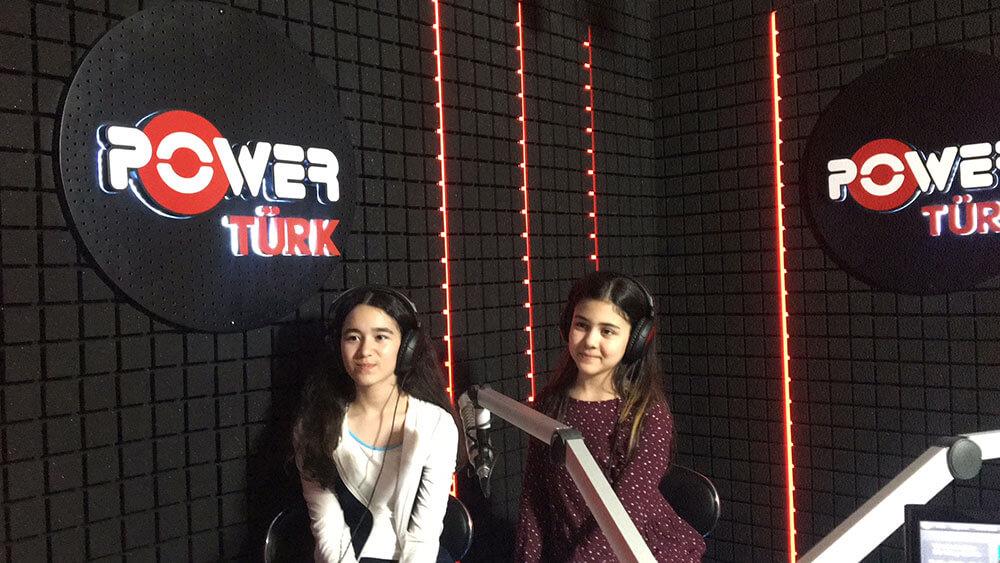 Biltes Koleji - Biltes Radio Power Türk Yayınına Katıldı