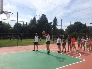 Biltes Koleji - Gençlik ve Spor Kampı Buluşması
