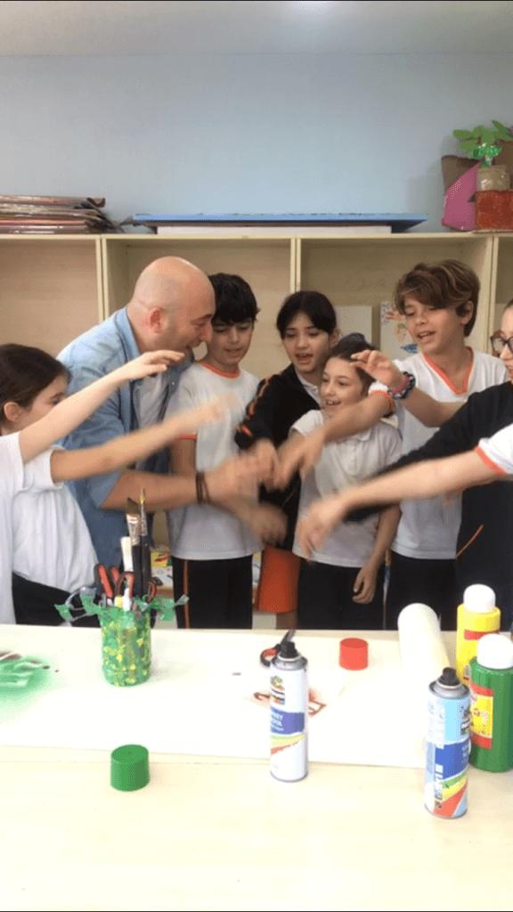 Biltes Koleji - Mimar Selim Yuhay Kemerburgaz Kampüsümüzde Öğrencilerle Buluştu