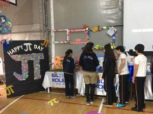 Biltes Koleji - Pi Günü Etkinliği Biltes'te Coşkuyla Kutlandı
