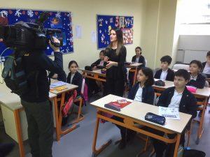 Biltes Koleji - Sömestr Tatili Bitti, İkinci Dönemin İlk Ders Zili Çaldı
