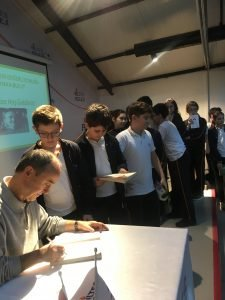 Biltes Koleji - Yazar Süleyman Bulut, Öğrencilerimizle Buluştu
